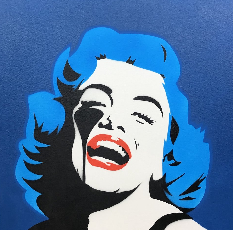 PURE EVIL | MARILYN