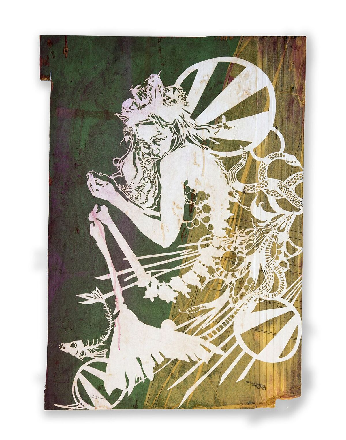 SWOON  | Miss Rockaway (Sold), 2016