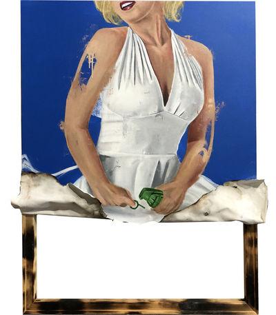 SAGE BARNES I Marilyn #2, 2018
