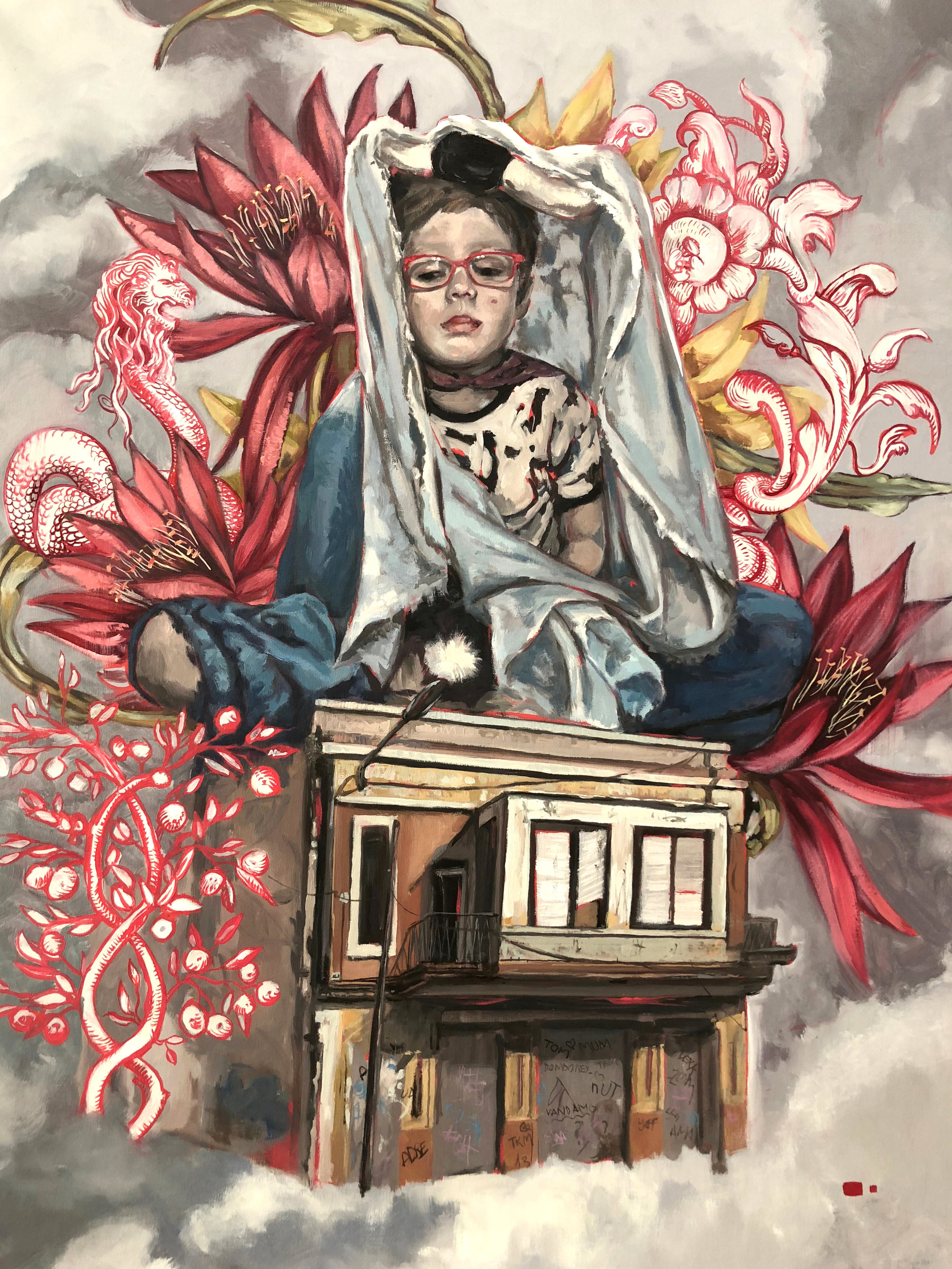 "Lula Goce - ""Over the Ruin"", 2018"