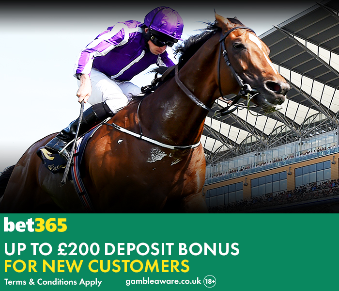 Back any single winner at 4/1 or more on any race televised live on ITV Racing and you can have a risk free bet to the same stake (up to £50) on the next race broadcast live on ITV Racing. This offer applies to the FIRST single bet placed by a customer on each race shown live on ITV Racing.