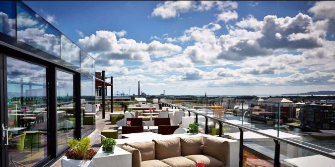The Marker Rooftop Bar