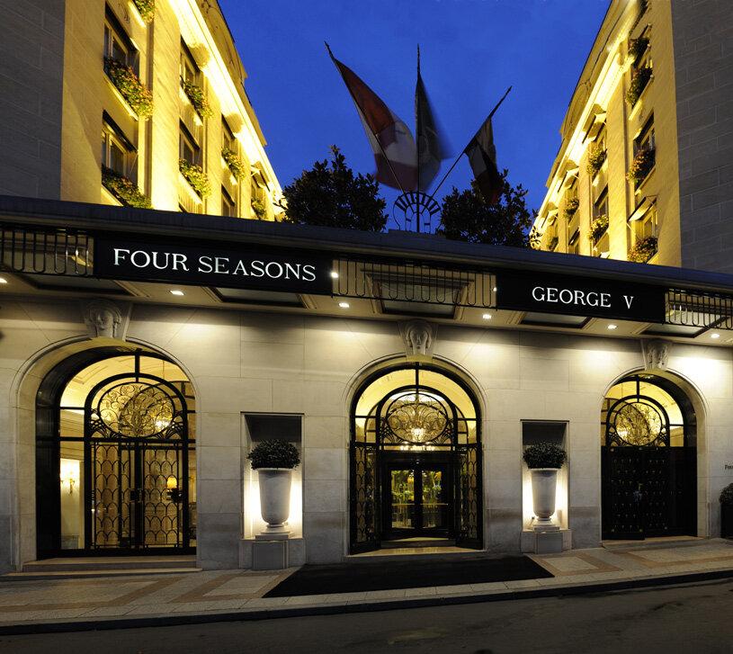 Where to stay during your visit to the prix de l arc de - Hotel georges v paris prix chambre ...