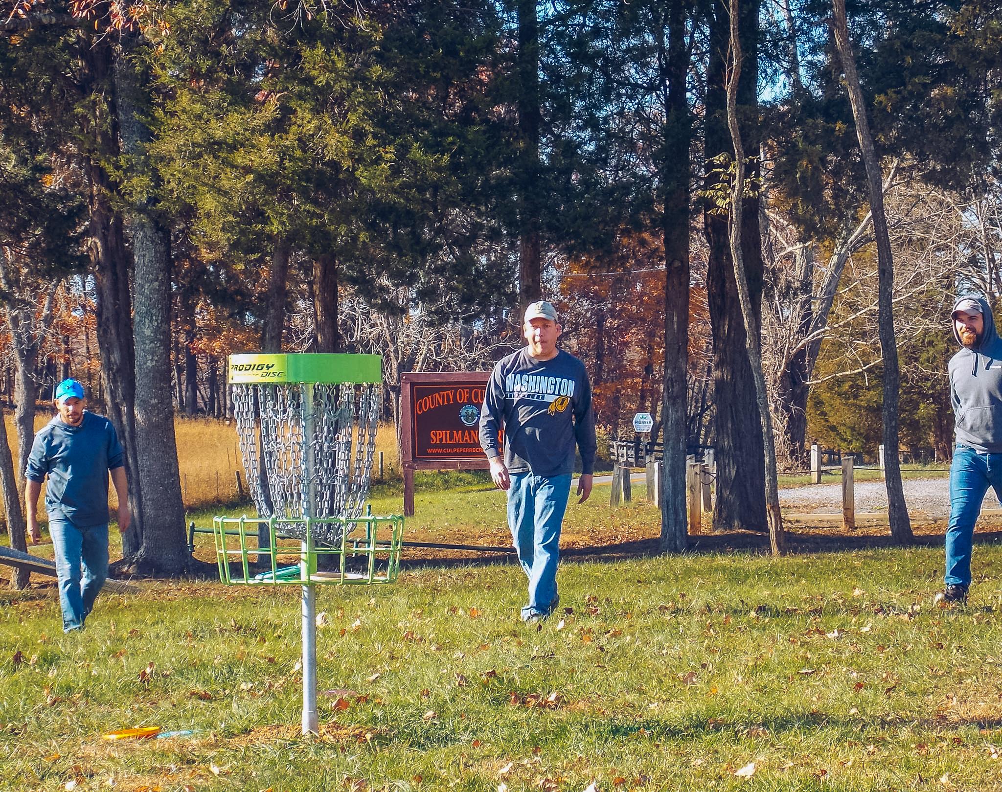 Photo from Mountain Run Disc Golf Club Facebook