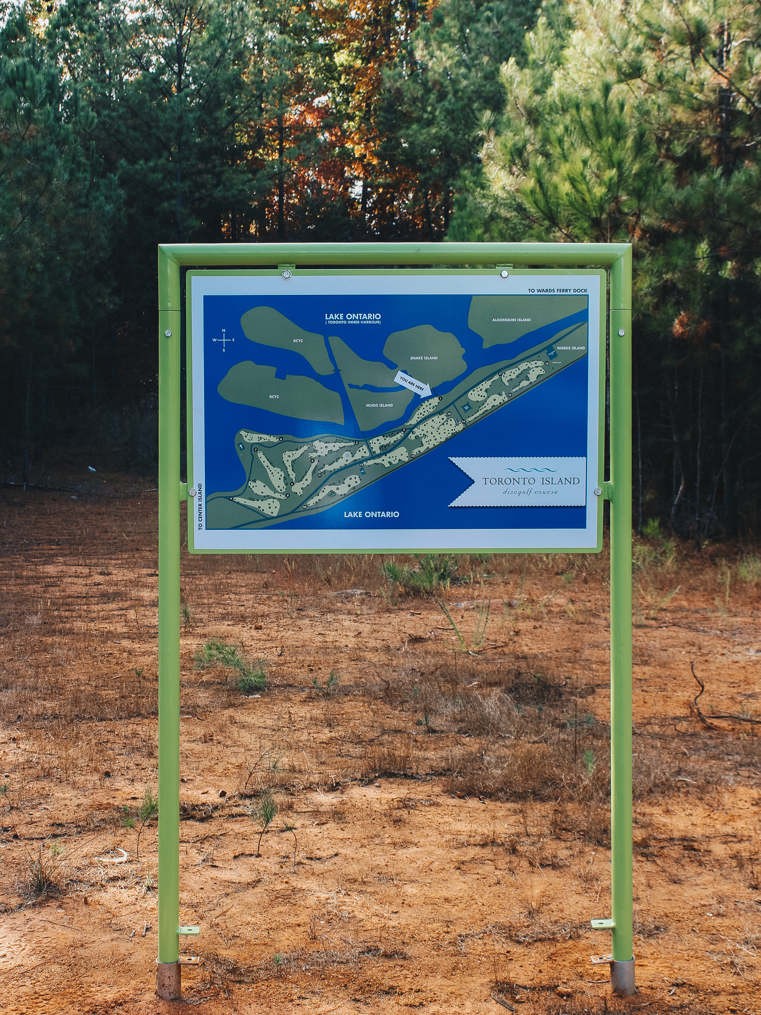 COURSE SIGNS