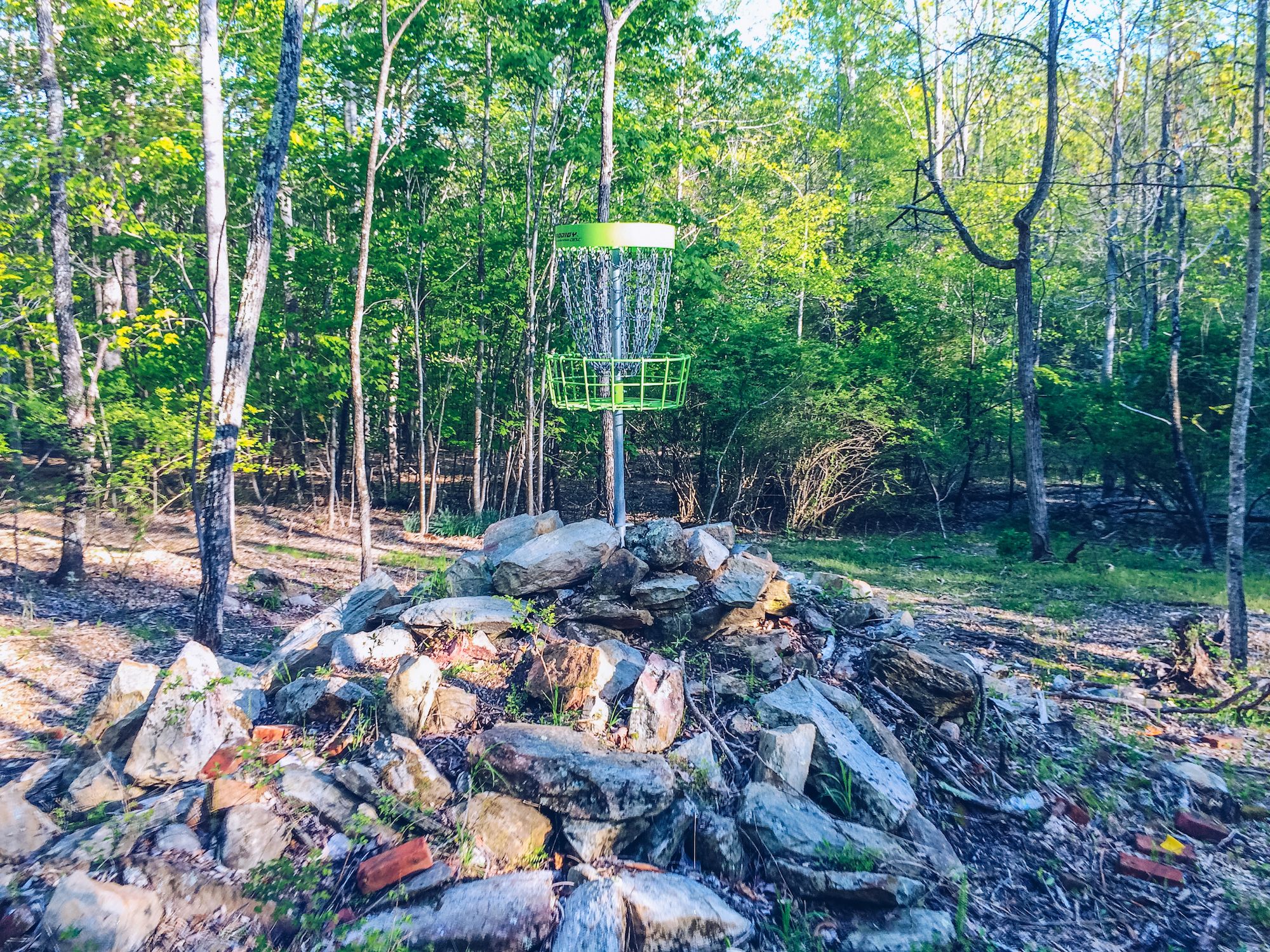 "Liberty University's ""Camp Hydaway"" Course in Lynchburg, VA - Designed by Steve Bowman"