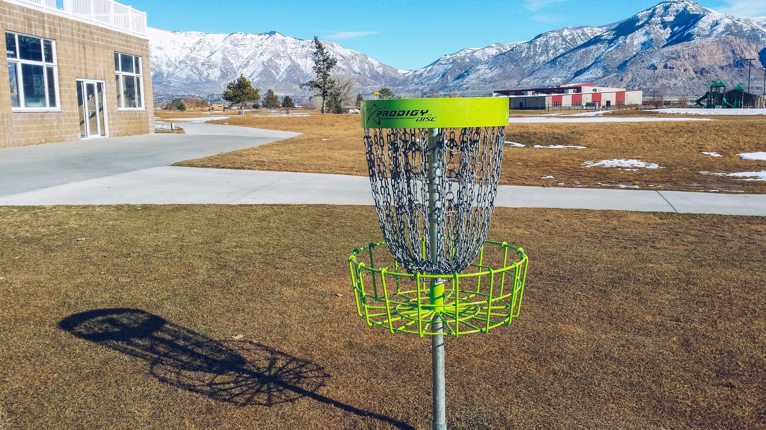 Mulligans Disc Golf Course