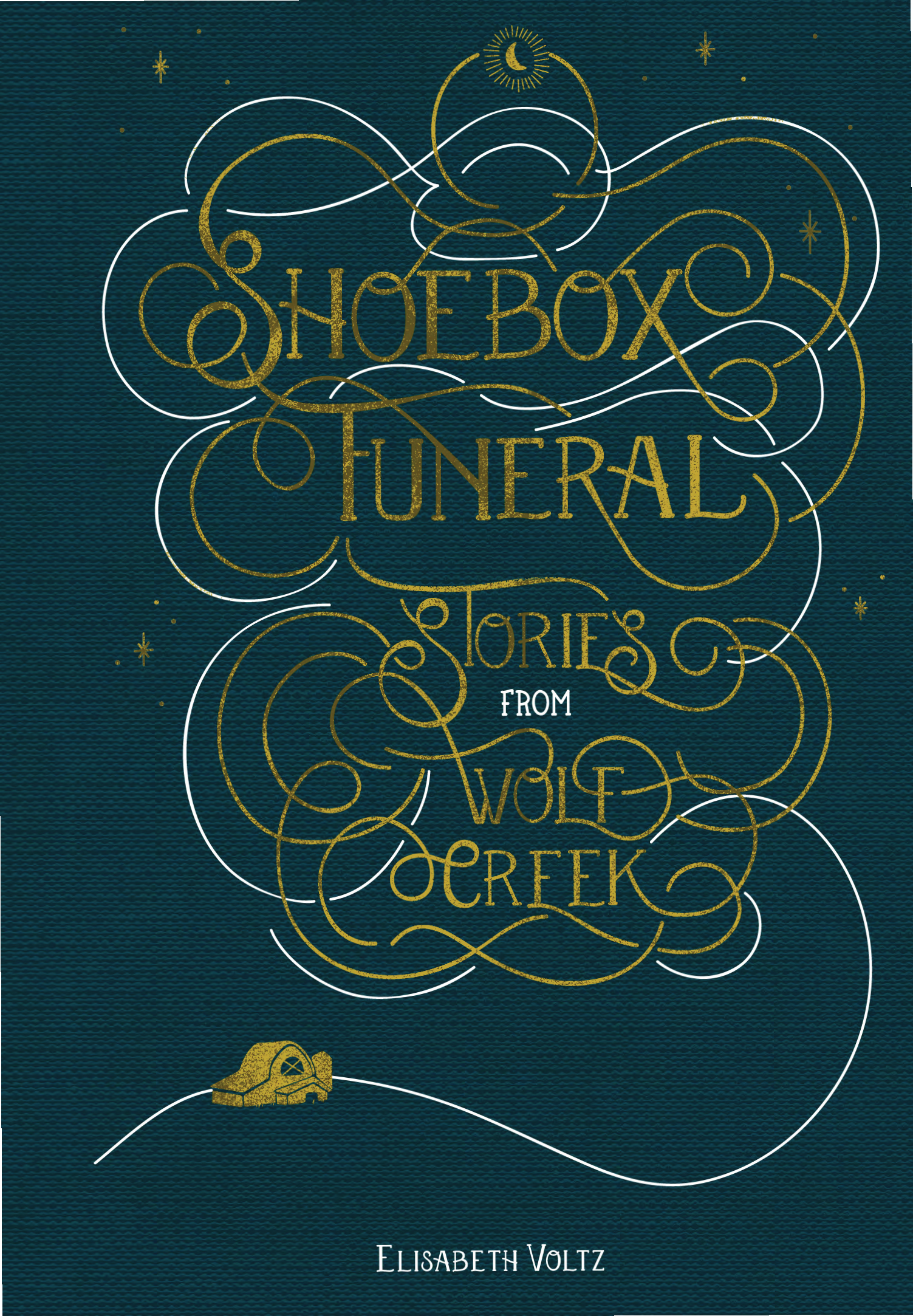Shoebox Funeral: Stories from Wolf Creek , Elisabeth Voltz. Animal Media Group LLC, July 2017. 250 pp.