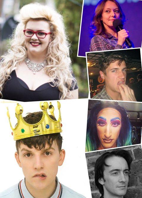 Guffaw Stand Up Comedy Club London