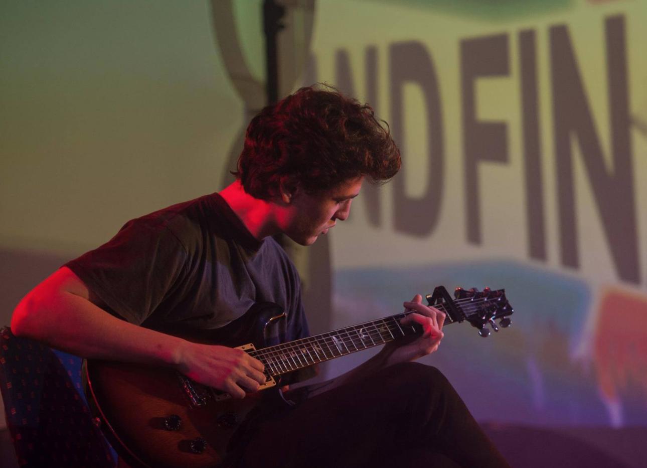 Live Music: Adriano Balducci Moncada