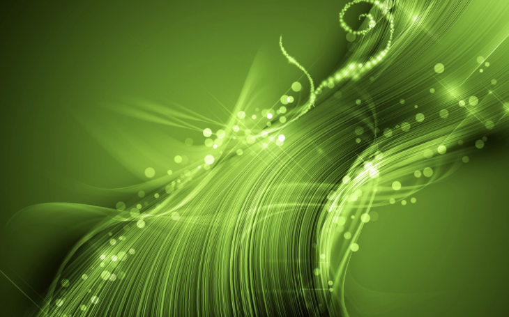 Green Background - Green Rooms