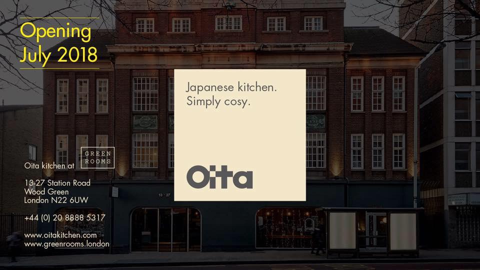 Japanese Restaurant London - Oita