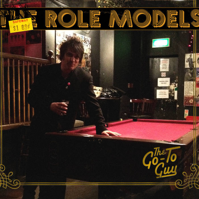 Role Models - Go To Guy 2015