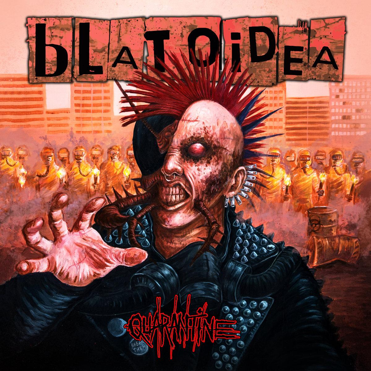 Blatoidea - Quarantine 2019