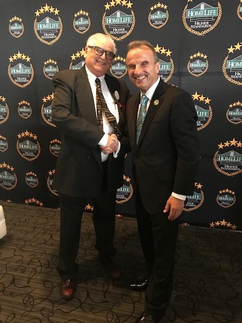 Avi Rosen with Andrew Cimerman