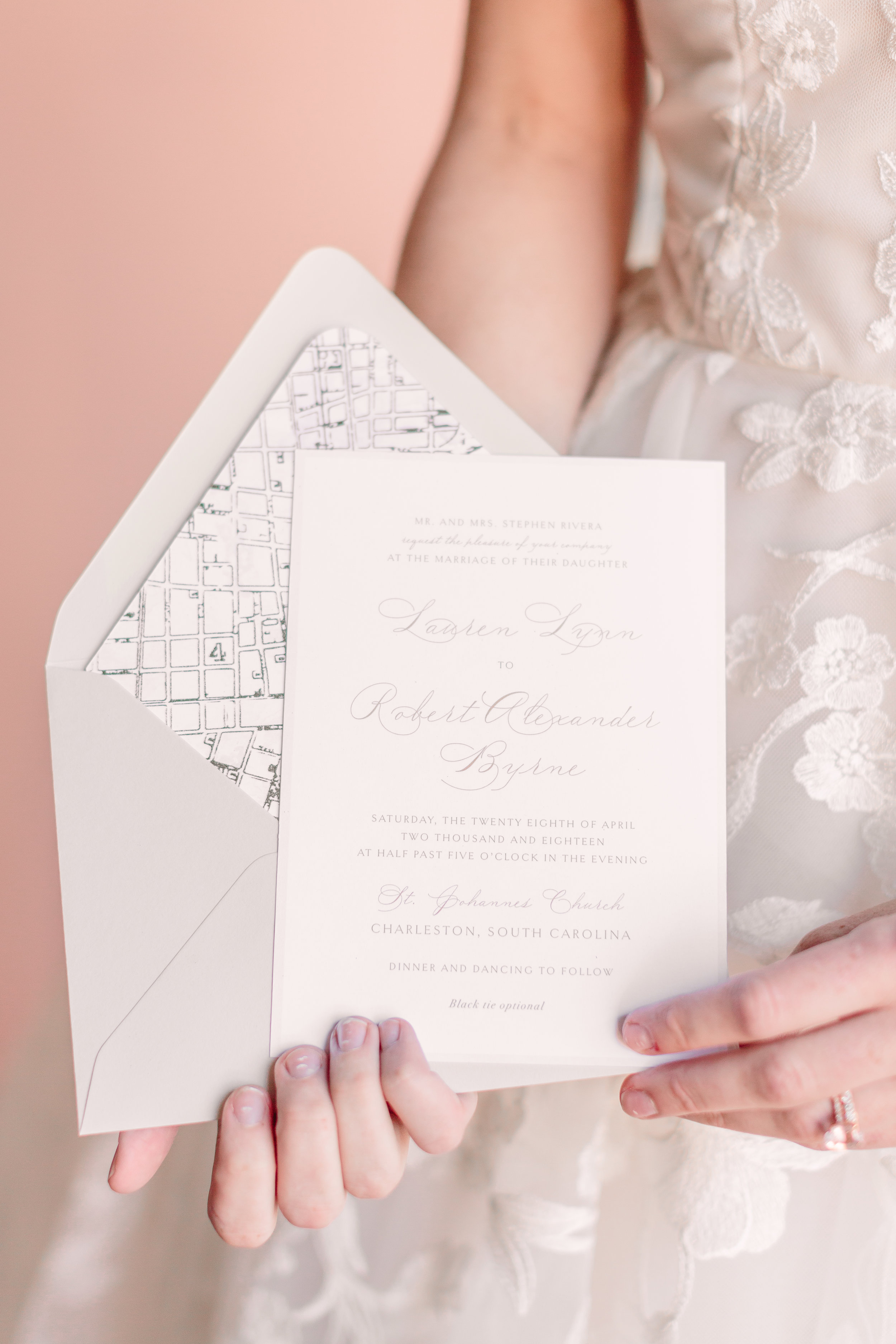 charleston-artists-wedding-invitation-with-map-third-clover-paper-lauren-myers-photography.jpg