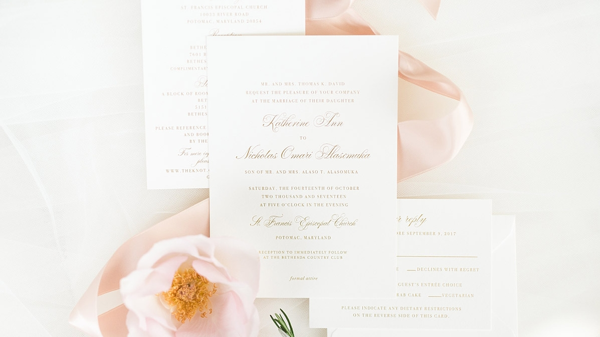 The INVITATION Collection - scroll down to read about our process and to view current designs.