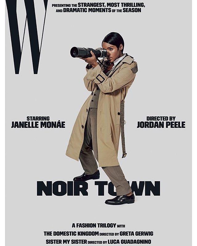 Magazine: @wmag  Celebrity: Janelle Monae Hair Stylist: @nikkinelms  #impaqbeauty #janellemonae #wmag #wmagazine #celebrityhairstylist #cover