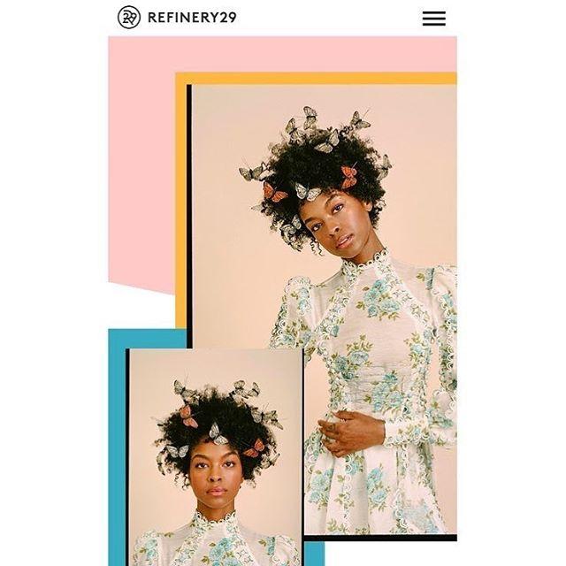 Magazine: @refinery29  Hair Stylist: @nikkinelms  Nail Artist: @shespolished  #impaqbeauty #nikkinelms #tbt #celebrityhair #celebrityhairstylist #celebritynails #beauty