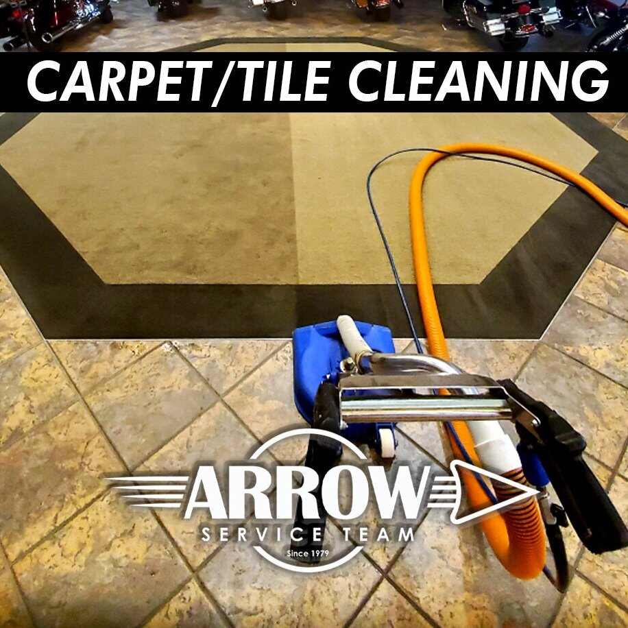 Arrow Service Team Carpet Cleaning Upholstery Cleaning Duct Work Cleaning