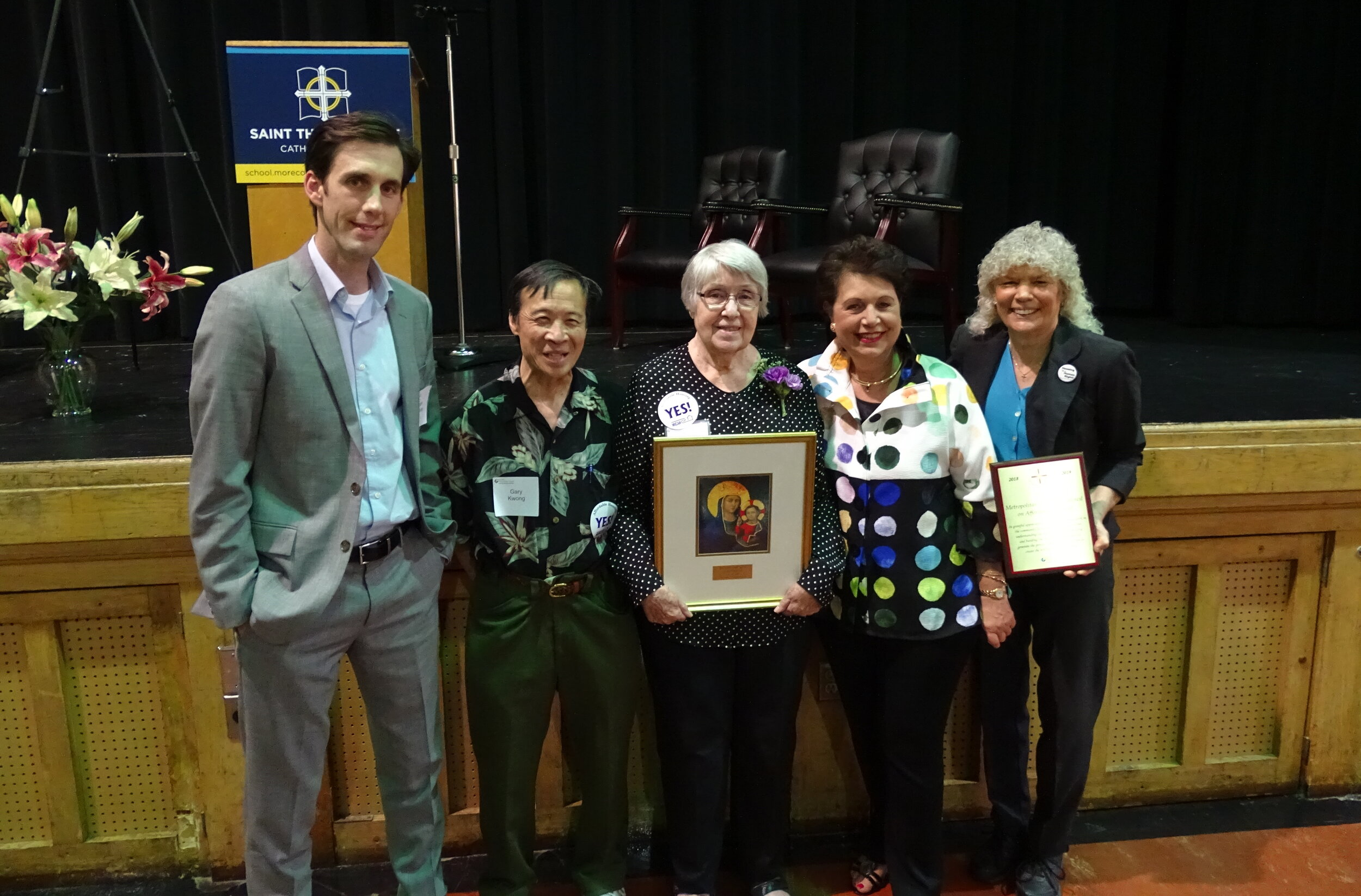 MICAH and Judy awards.JPG