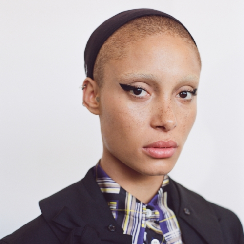 Adwoa Aboah    Model and Activist Britain   For her work in founding the platform GURL Talk that is giving a space for young women as space to discuss a range of taboo and stigma based issues.