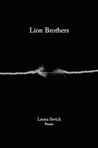 2017: Lion Brothers by Leona Sevick of Bridgewater, VA