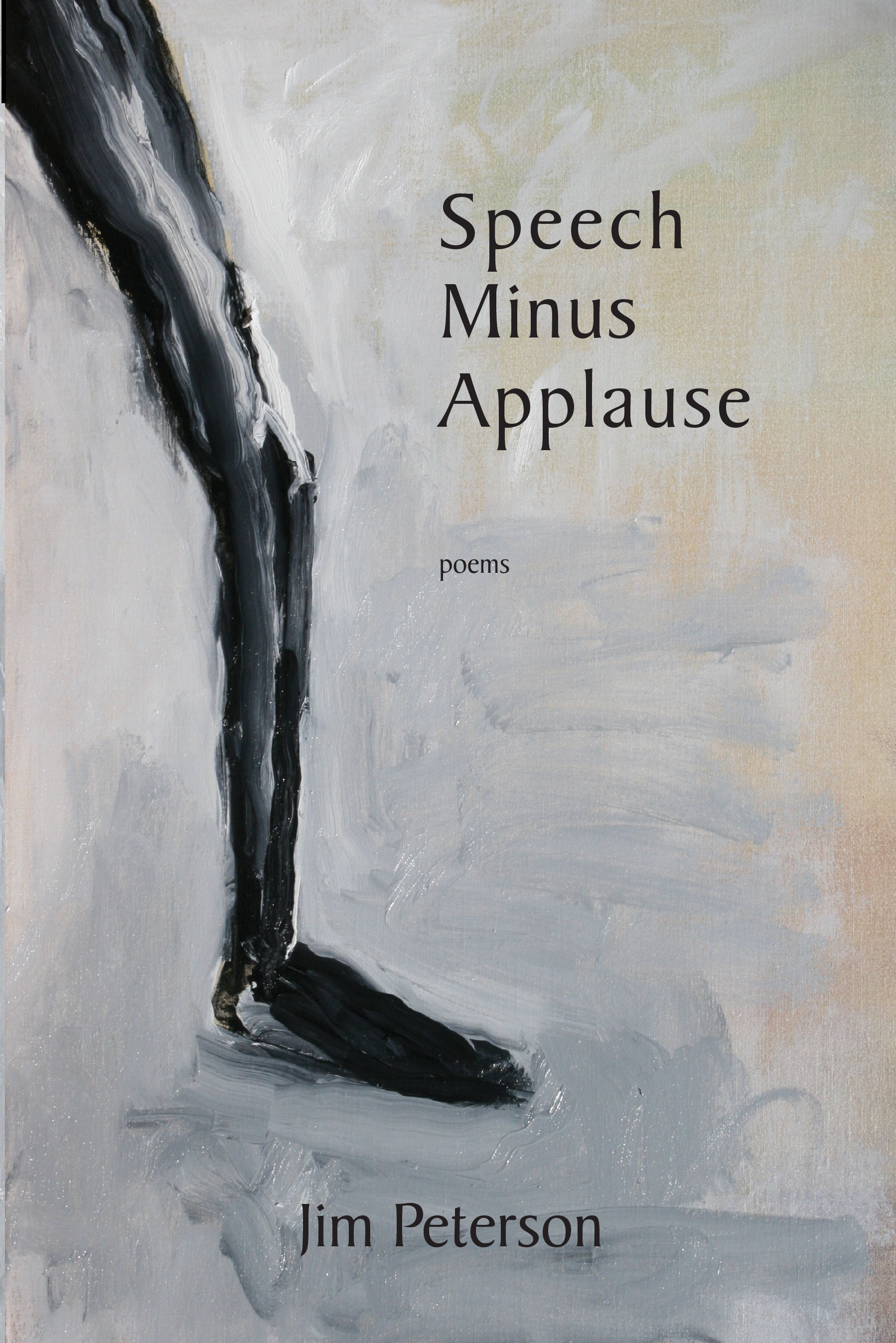 Speech Minus Applause cover.jpg