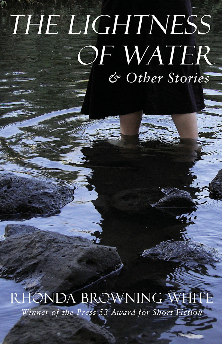 The Lightness of Water by Rhonda Browning White sm.jpg