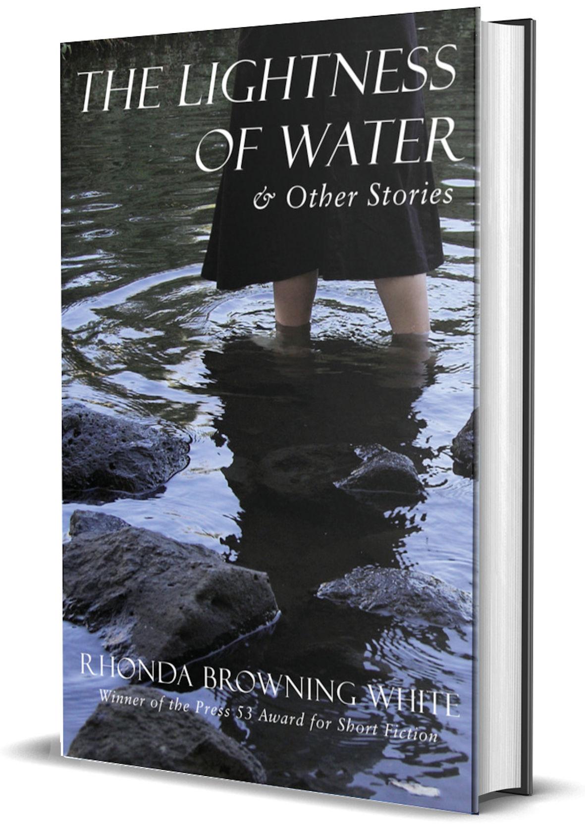 The Lightness of Water by Rhonda Browning White HC 3D.jpg