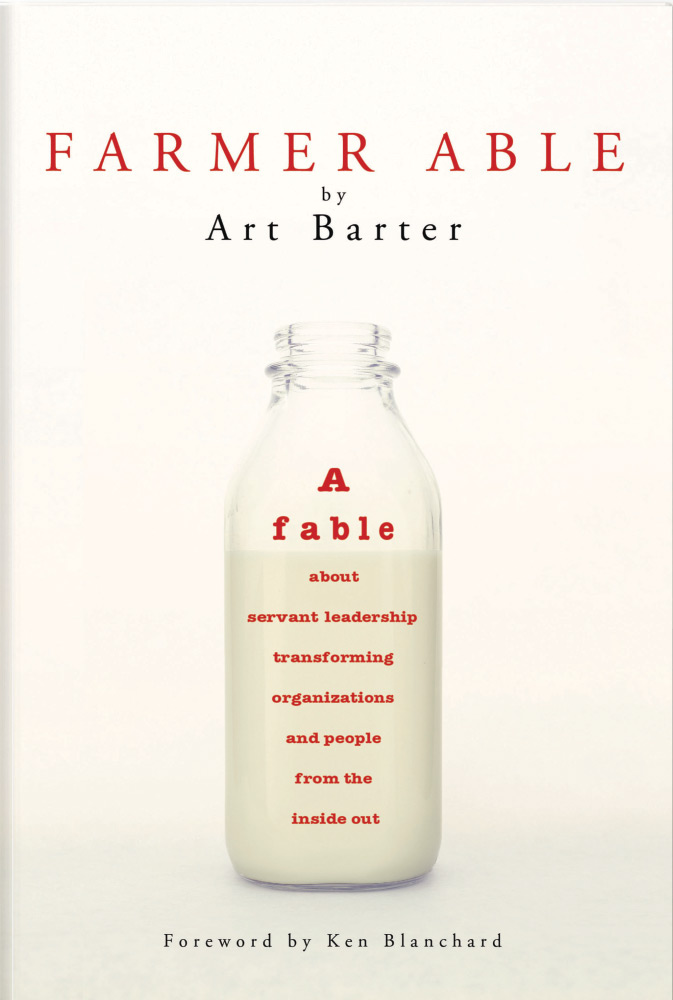 Farmer Able - Farmer Able is a fable about the dangers of traditional top-down management techniques and how a dysfunctional organization can be turned around with SL.Not only is this book educational and enlightening, it's entertaining. It's a must-read for anyone interested in implementing the