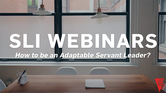 How to be an Adaptable Leader - Our newest complimentary webinar
