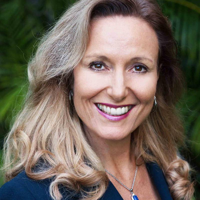 Carla Rieger - CEO of The Artistry of Change Training Inc.
