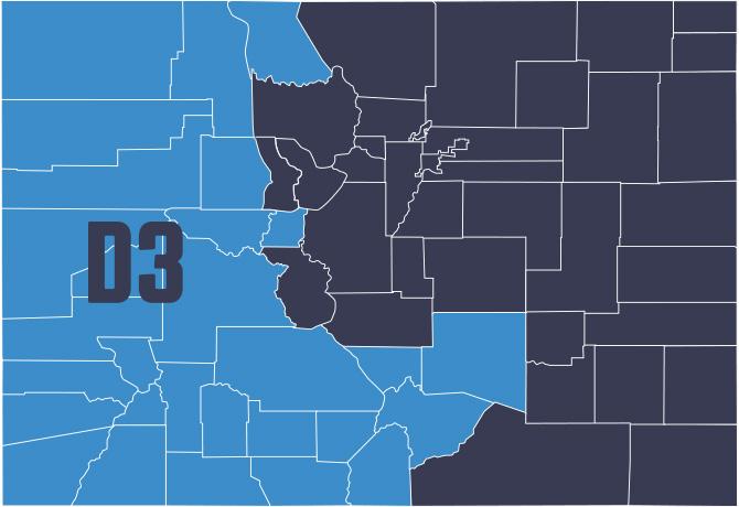 District 3 Colorado Indivisible