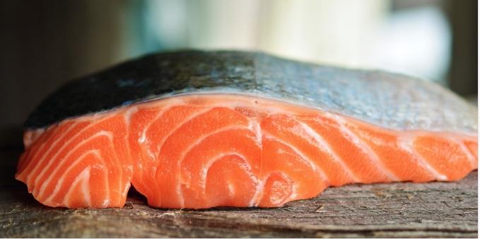 Wild caught Salmon is safe
