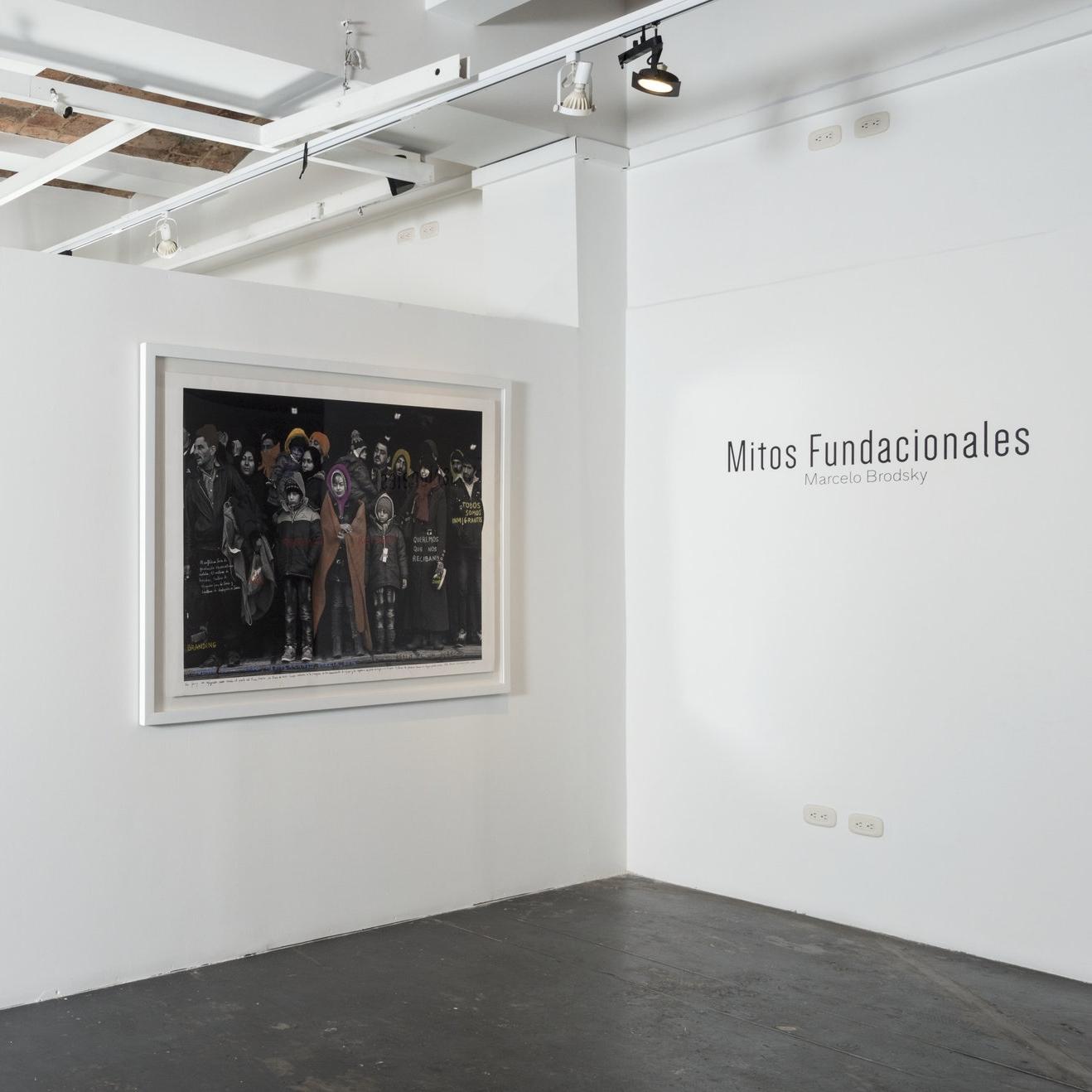 Foundational Myths - Marcelo Brodsky
