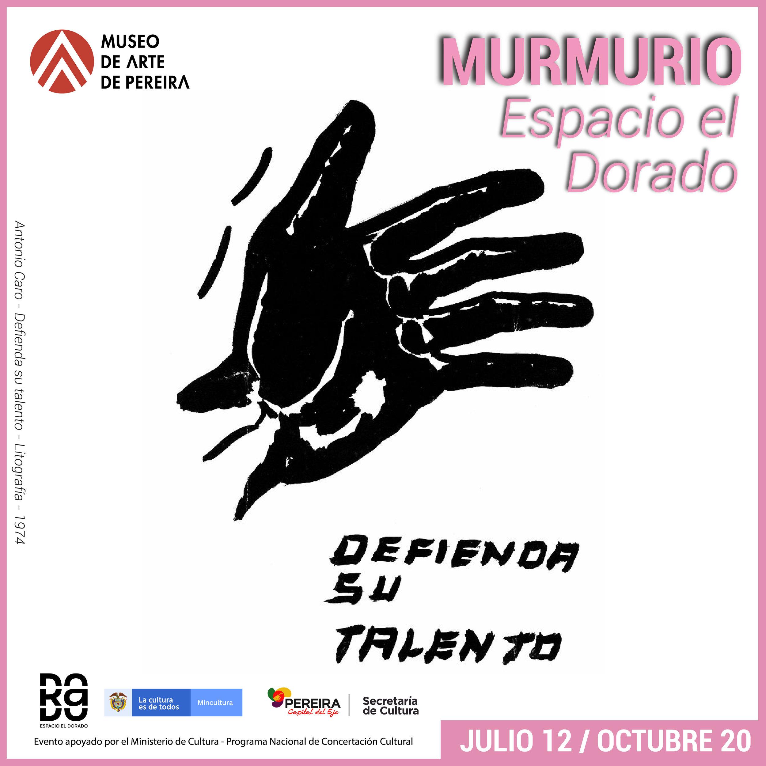Murmurio - Museo de Arte de Pereira