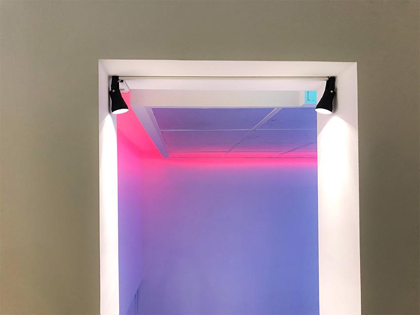 Reflexión sobre un cubo blanco - Paola Martí