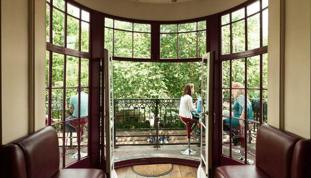 Bar Valentino by Pavilion Gardens
