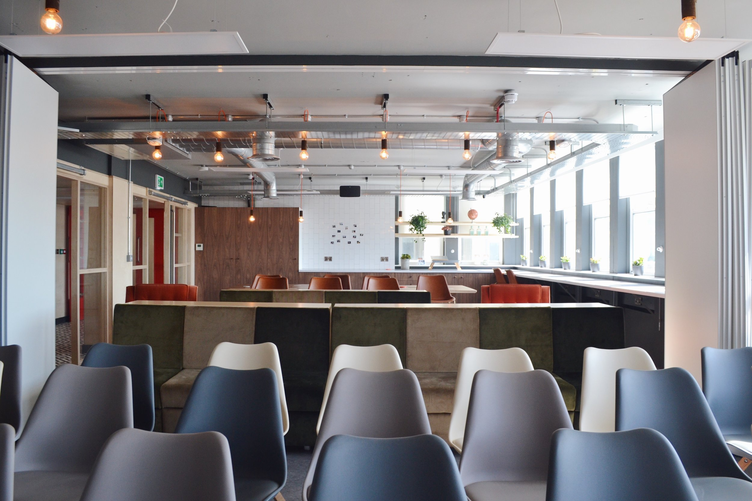 Board room & lounge combined