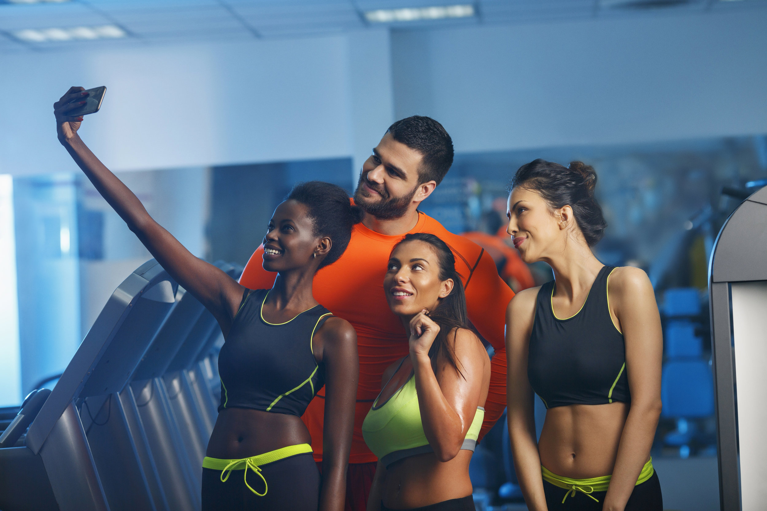 Branding your gym or fitness club on social media is crucial to success in an increasingly digital world.