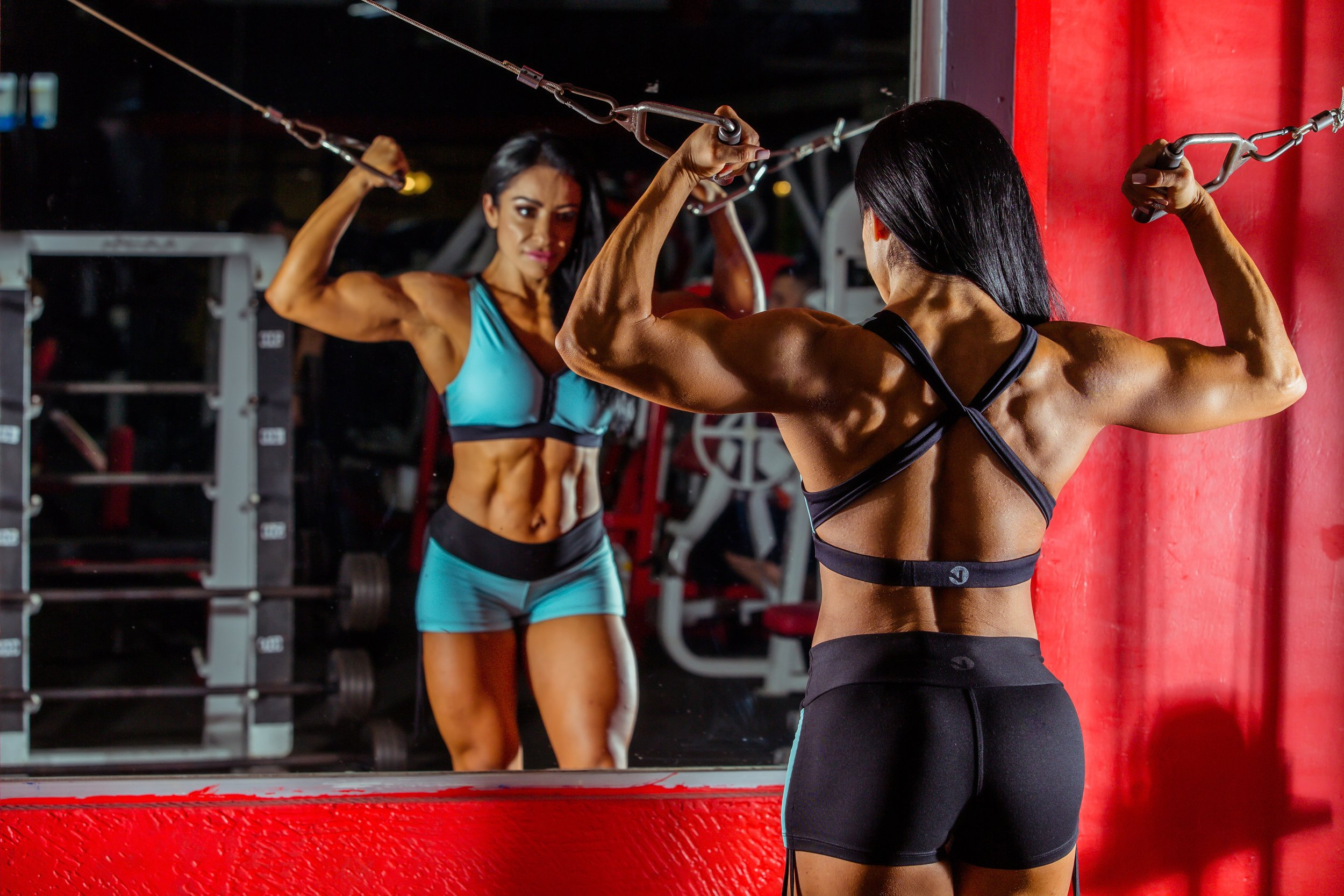 Is your target member a bodybuilder or a casual gym-goer? Going after the right prospects is as important in a social marketing strategy as it is offline.