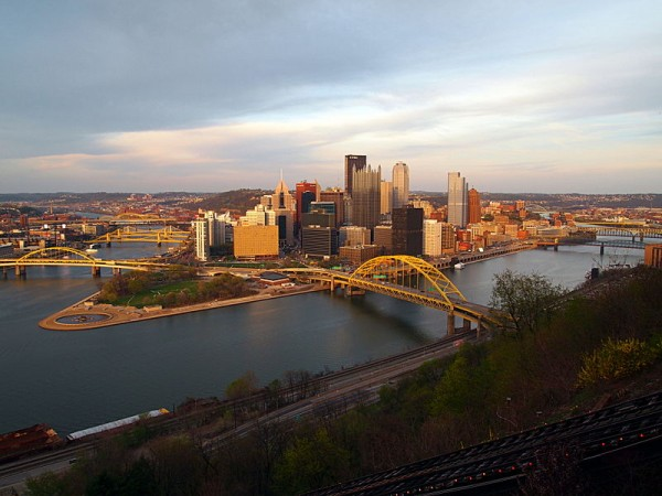 Pittsburgh Skyline. Source: http://commons.wikimedia.org/wiki/File:Pittsburgh_Skyline.JPG.