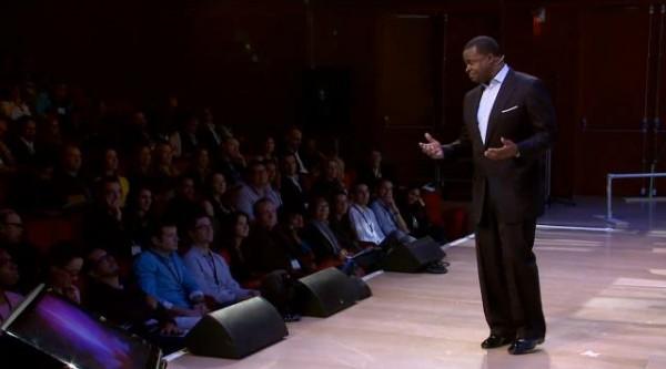 Atlanta Mayor Kasim Reed. Source: TED Talks