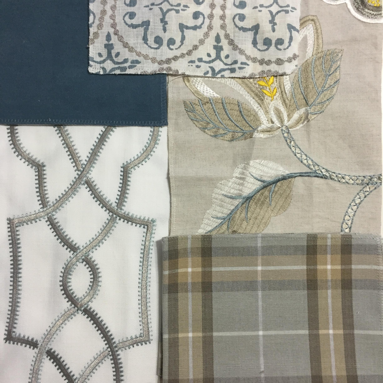 Family Room Fabrics