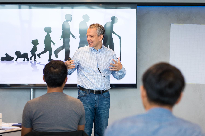Martin Ruckensteiner on scaling