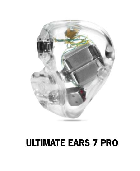 Ultimate Ears 7 Pro