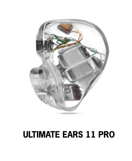 Ultimate Ears 11 Pro