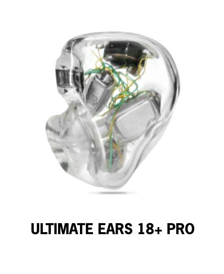 Ultimate Ears 18+ Pro