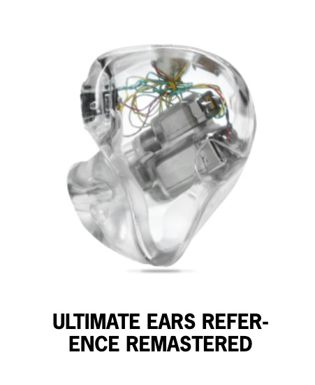 Ultimate Ears Reference Remastered
